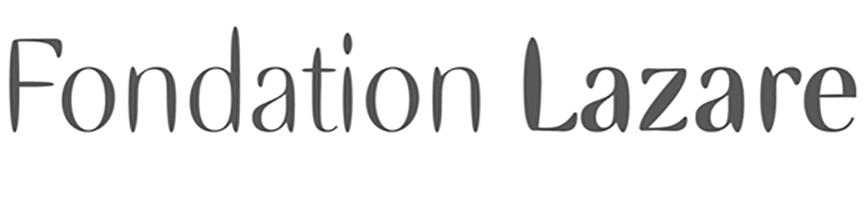 Fondation Lazare - Vivre ensemble et redonner confiance